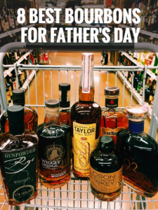 Best Bourbons for Father's Day