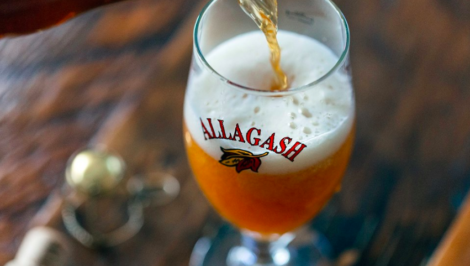Allagash Maine Beer Tasting August 2016